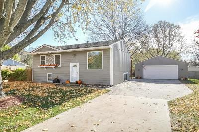 Holland MI Single Family Home For Sale: $179,900