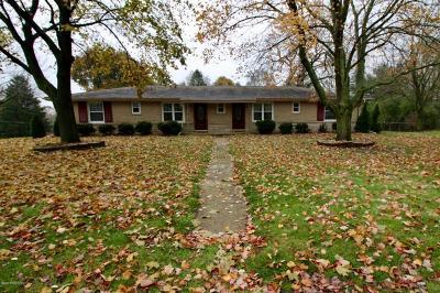 Kalamazoo Multi Family Home For Sale: 5704 Elaine Avenue