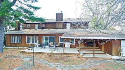 Carson City Single Family Home For Sale: 11130 Condensery Road