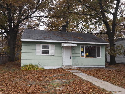 Muskegon Single Family Home For Sale: 2139 Valley Street