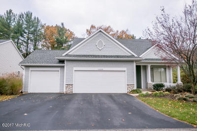 Grand Haven, Spring Lake Condo/Townhouse For Sale: 12508 Retreat Drive