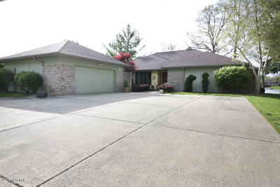 Battle Creek MI Single Family Home For Sale: $329,900