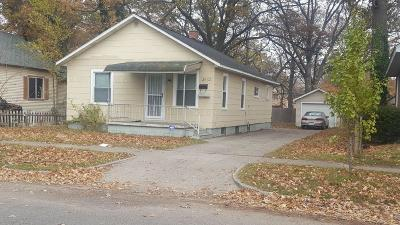Muskegon Single Family Home For Sale: 2632 9th Street