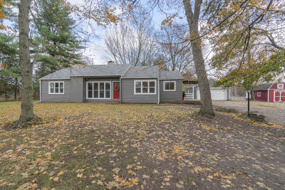 Rockford Single Family Home For Sale: 11192 Ramsdell Drive NE