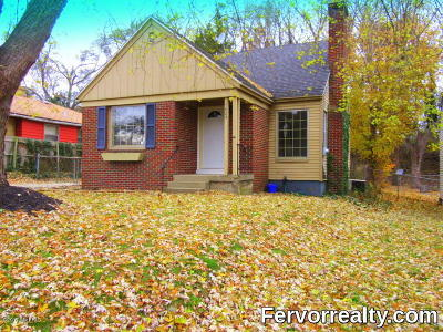 Grand Rapids MI Single Family Home For Sale: $164,900