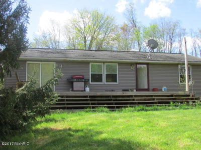 Allegan Single Family Home For Sale: 120 26th Street