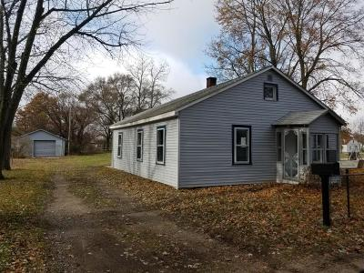 Muskegon Single Family Home For Sale: 1031 Hoffman Road