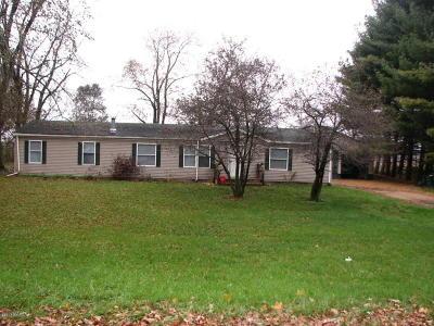 St. Joseph County Single Family Home For Sale: 23210 River Run Road
