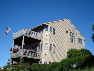 Muskegon Condo/Townhouse For Sale: 3551 Marina View Point #188