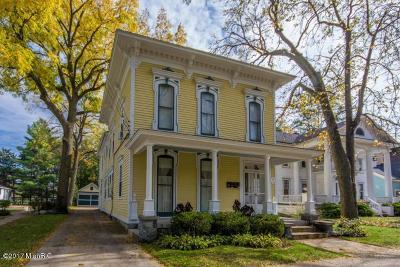 Grand Rapids Rental For Rent: 158 Prospect Avenue NE #1