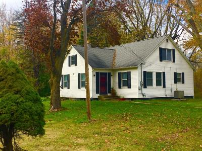 Benton Harbor Single Family Home For Sale: 2661 E Empire Road