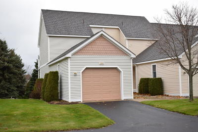Manistee County Condo/Townhouse For Sale: 100 Charter Court