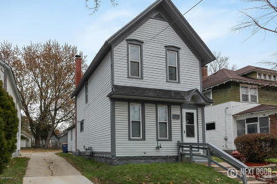 Grand Rapids Multi Family Home For Sale: 1334 Buffalo Avenue NE