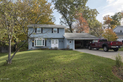 Kalamazoo County Single Family Home For Sale: 7539 Ravenswood Drive