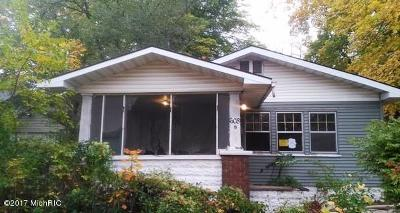 Cass County Single Family Home For Sale: 608 Spruce Street