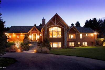 Kalamazoo Single Family Home For Sale: 5655 W Q Avenue