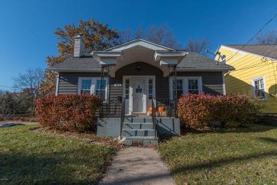 Kalamazoo Single Family Home For Sale: 1932 Brentwood Avenue
