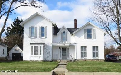 Reading Single Family Home For Sale: 406 S Main Street
