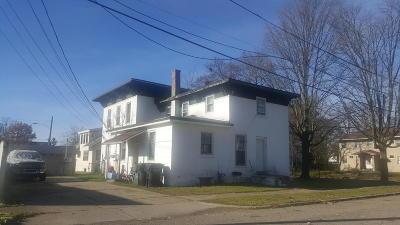 Niles Multi Family Home For Sale: 920 Cedar