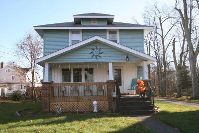 St. Joseph County Single Family Home For Sale: 104 W Congress Street