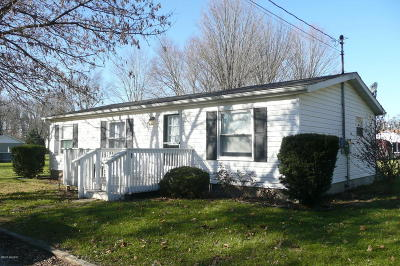 Edwardsburg Single Family Home For Sale: 26902 Wilkinson Street
