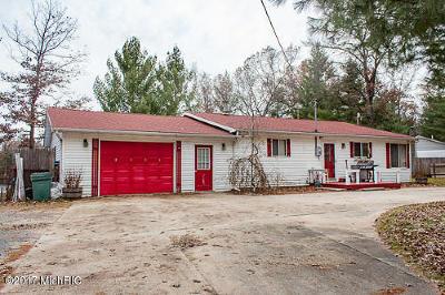 Baldwin Single Family Home For Sale: 8553 S Bradby Street