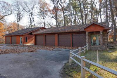 St. Joseph County Single Family Home For Sale: 68663 Blanchard Street