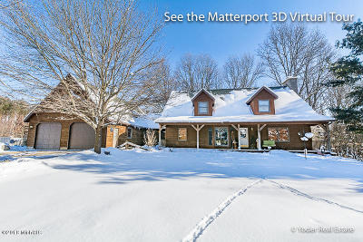 Middleville Single Family Home For Sale: 690 Spruce Hollow Drive