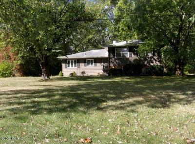 Sawyer Single Family Home For Sale: 12802 Flynn Road