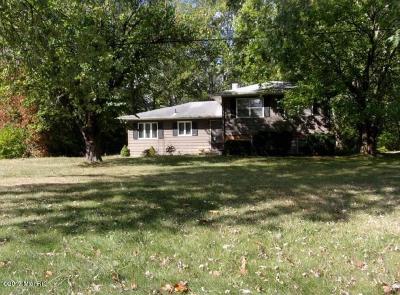 Harbert, Lakeside, New Buffalo, Sawyer, Three Oaks, Union Pier Single Family Home For Sale: 12802 Flynn Road