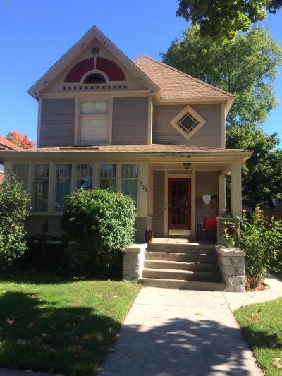 Grand Rapids Multi Family Home For Sale: 572 College Ave SE