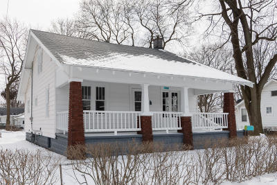 Dowagiac Single Family Home For Sale: 310 Oak Street