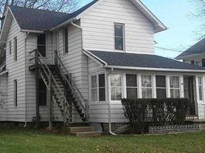 Hillsdale Multi Family Home For Sale: 115 Oak Street