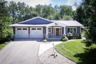 Augusta MI Single Family Home For Sale: $385,000