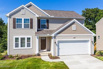 Zeeland Single Family Home For Sale: 2581 Green Rush Lane