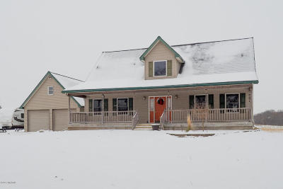 St. Joseph County Single Family Home For Sale: 69941 Watt Road