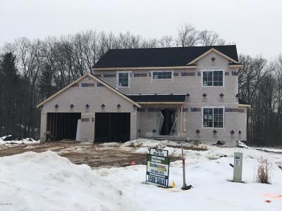 Sparta Single Family Home For Sale: Lot 23 E Harmony Farms Court NE