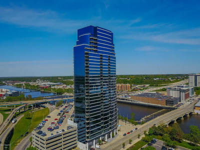 Grand Rapids Condo/Townhouse For Sale: 335 Bridge Street NW #1704