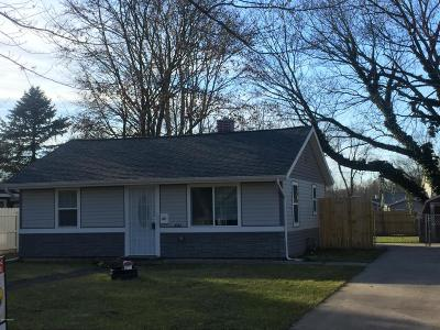 Niles MI Single Family Home For Sale: $72,500