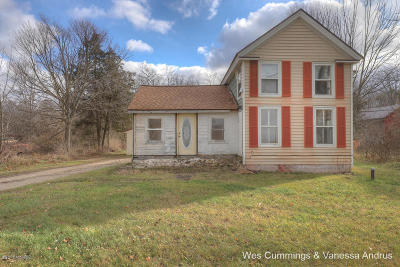 Belding Single Family Home For Sale: 4904 White Bridge Road