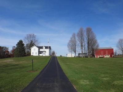 Calhoun County Single Family Home For Sale: 14261 L Drive N