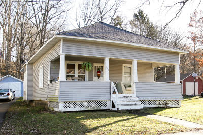 Allegan County Single Family Home For Sale: 214 N Main Street