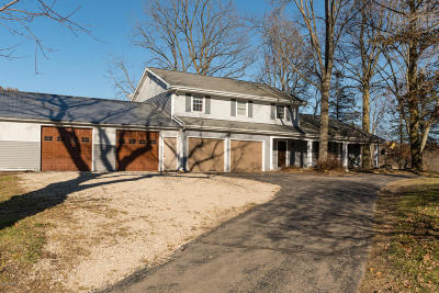 Cass County Single Family Home For Sale: 10342 Hoffman Road