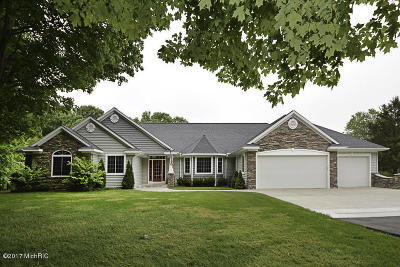 Van Buren County Single Family Home For Sale: 56611 30th Street