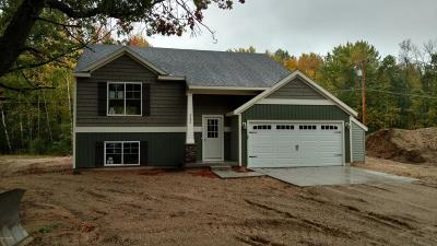 Newaygo County Single Family Home For Sale: Lot 30 E River Hills Court