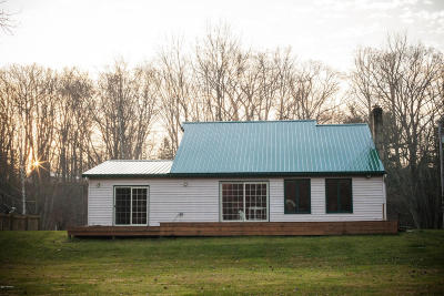 Isabella County, Mecosta County, Montcalm County, Newaygo County, Osceola County Single Family Home For Sale: 4307 W Maple Drive