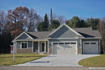 Single Family Home For Sale: 13241 Forest River Drive SE