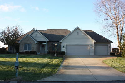 St. Joseph County Single Family Home For Sale: 61644 Windridge Court