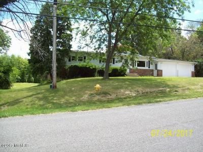 Watervliet Single Family Home For Sale: 5019 N Watervliet Road
