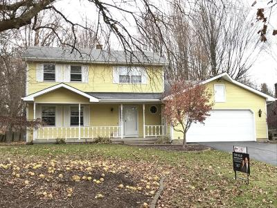 Grand Rapids Single Family Home For Sale: 2751 Westbrook Drive NW